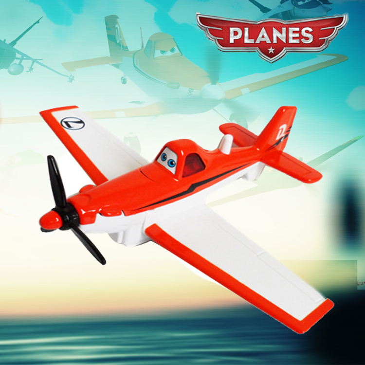 Dusty planes plane model toy Vehicles Diecasts & Toy Vehicles plane toys Toy Vehicles with light and music orange color(China (Mainland))