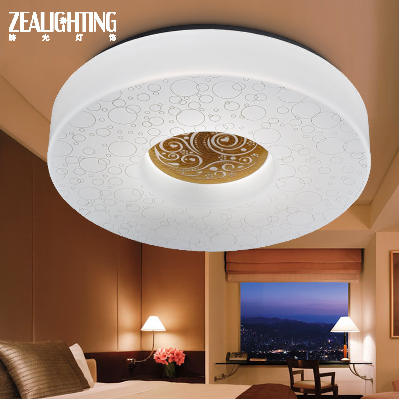 led ceiling light bedroom lamp casting light minimalist modern restaurant living room ceiling. Black Bedroom Furniture Sets. Home Design Ideas