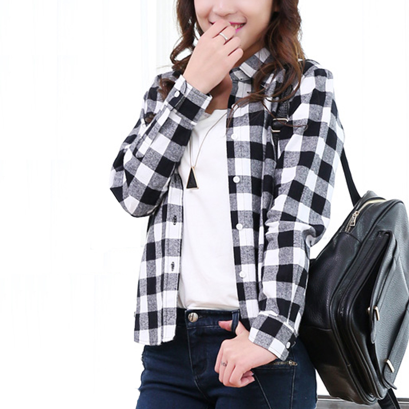 Shop for women s plaid shirt at ganjamoney.tk Free Shipping. Free Returns. All the time.