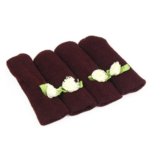 hot sale !1 Set of Table Chair Leg Cover Sock Case Furniture Floor Protectors(Set of 4pcs)(China (Mainland))