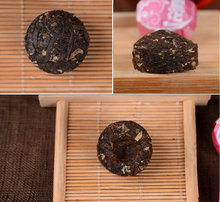 Pu Er Tea Mini Tuo Cha 250g Premium Shu Pu Erh Tuocha Tea With Lotus Leaf