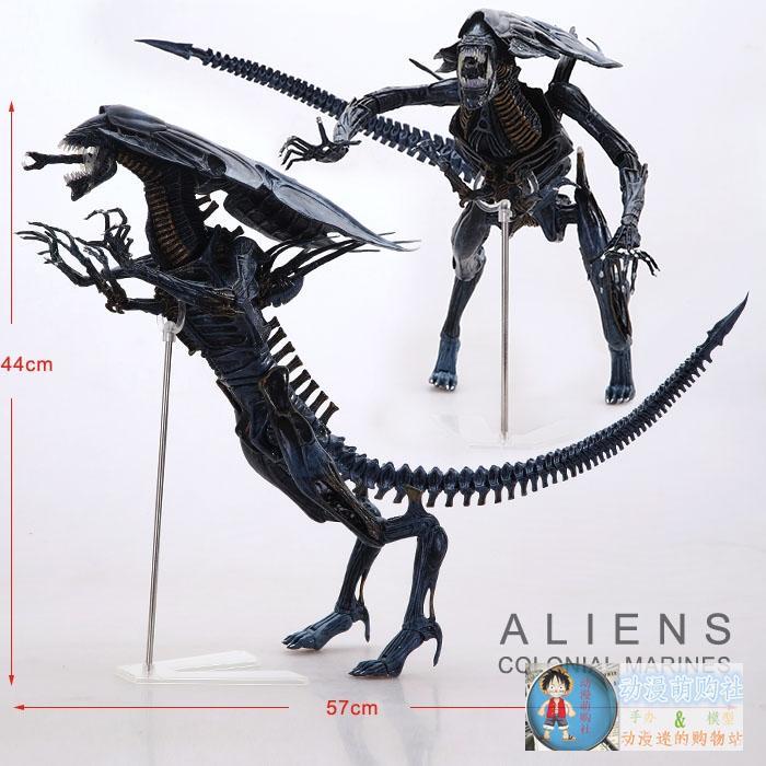 Purchase genuine adorable American film alien vs. Predator super alien queen hand model<br>