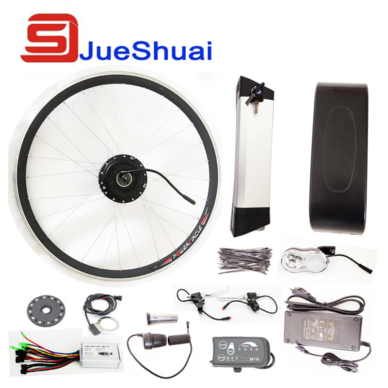 Competitive Price Electric Bicycle LED Display 36V 250W Electric Bicycle Kit Quality High JSE 030