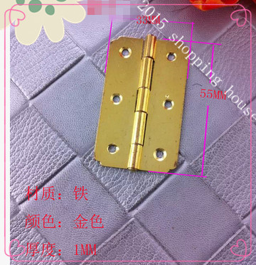 A2 Furniture fittings antique wooden decorative jewelry box hinge hinges for box small box hinges(China (Mainland))