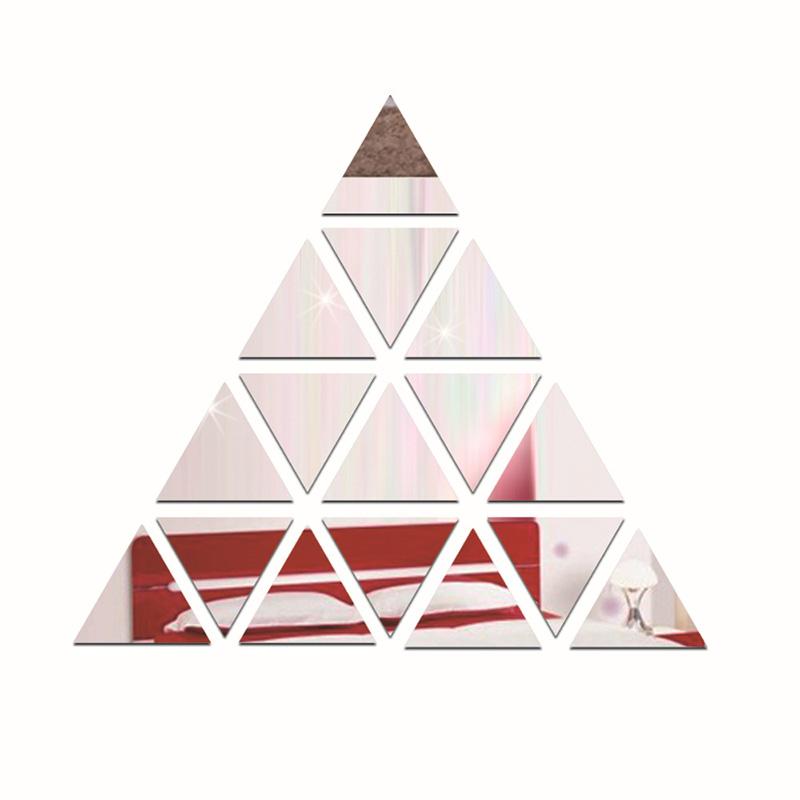 Online kopen wholesale piramide spiegels uit china piramide spiegels groothandel - Driedimensionale spiegel ...