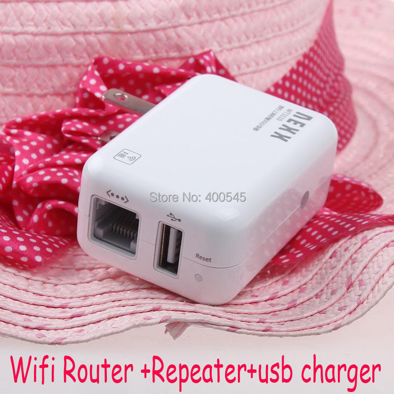 Маршрутизатор Wifi Router Wireless repeater with usb charger 10 4 1 /Wifi Wi fi 802.11b/g/n roteador repetidor USB NEWR0056 wholesale cf wr750ac wifi repeater 802 11ac 2 4g 5 8g dual band wifi router wi fi roteador expander wifi 750mbps repetidor wifi