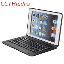 For Apple iPad MINI 3 2 1 Cases Wireless Bluetooth Keyboard Holder For HOME OFFICE USE 3.0 Bluetooth Keyboard Cover Case(China (Mainland))