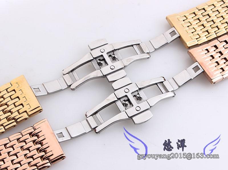 Твердый крюк стальной ленты заменой цзя дымка-туман из нержавеющей стали , часы 18 | 20 мм