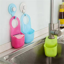 New Arrival Creative Folding Silicone Hanging Storage Holders Kitchen Bathroom Storage Holders & Racks(China (Mainland))