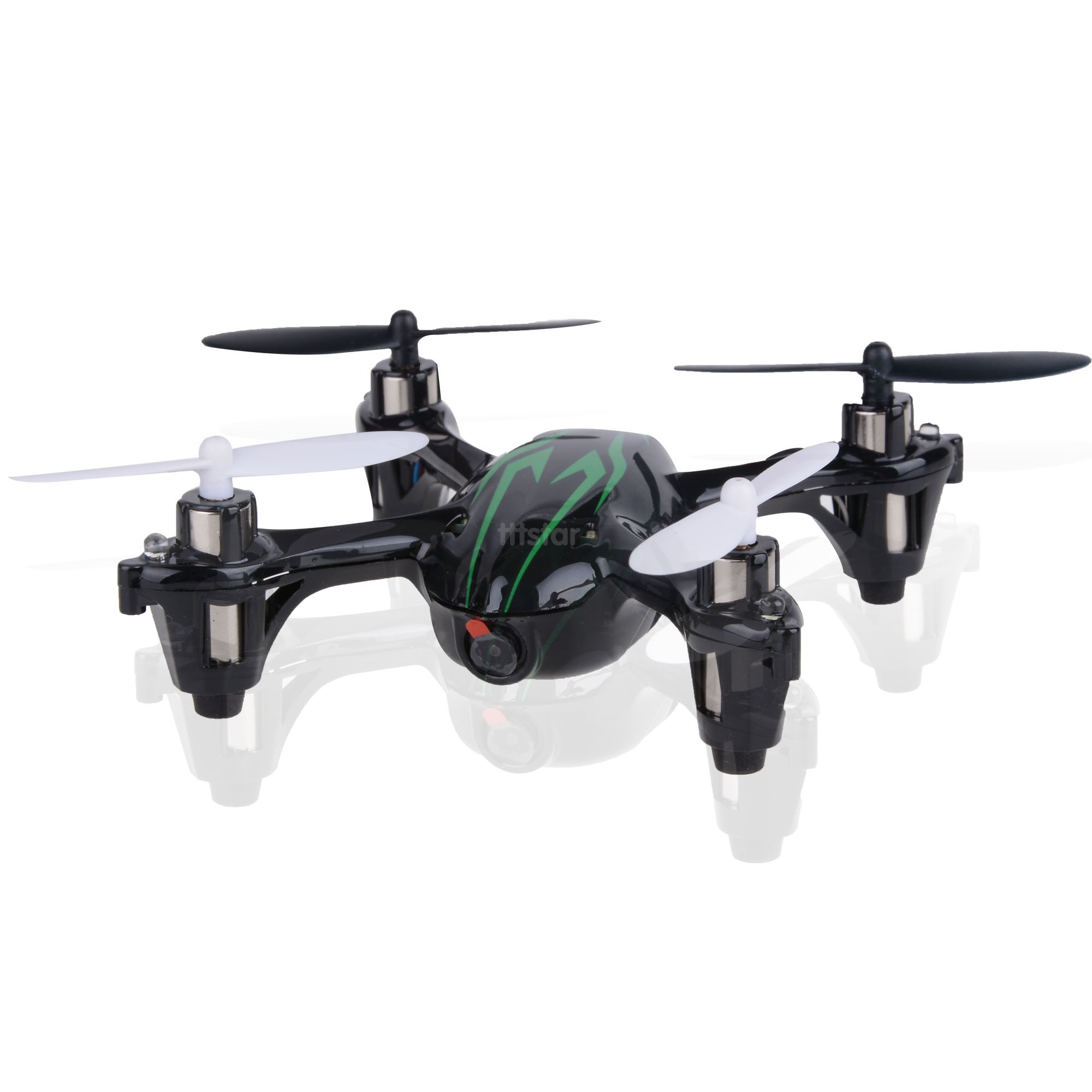Hot Sale New Version X6 H107C 2.4G 4CH RC Quadcopter With Camera RTF Helicopter Video Record #6(China (Mainland))