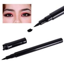 Черный Водонепроницаемый Подводка Для Глаз Liquid Eye Liner Pen Карандаш Красоты Макияж Cat Тип(China (Mainland))