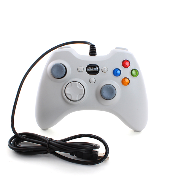 New Best Price Useful Wired USB Game Controller Joystick Gamepad For PC Laptop Computer Wholesale(China (Mainland))