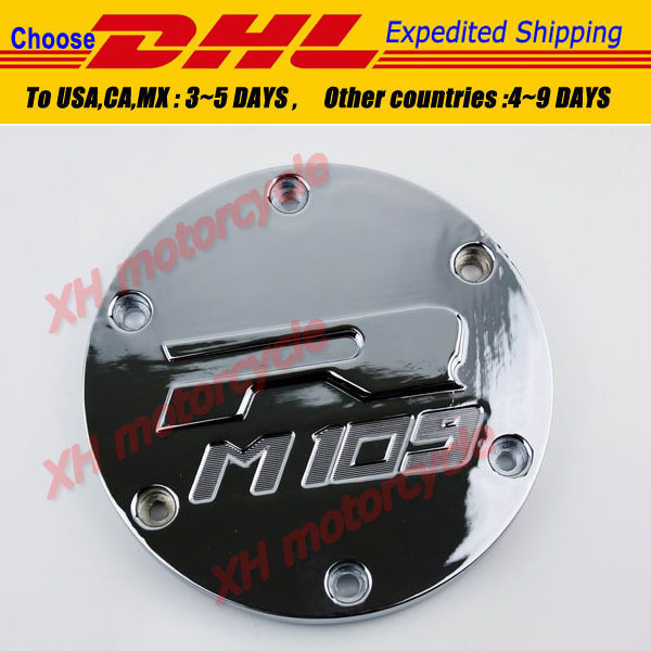 motorcycle partsMotorcycle Billet Aluminum Derby Covers For 2006-2013  Boulevard M109R CHR<br><br>Aliexpress
