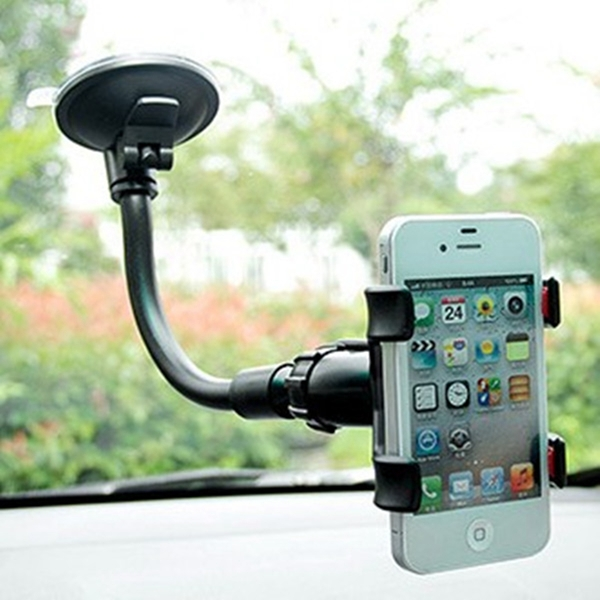 S5 Car Holder Original Cell Phone Holder For Samsung Note 4 Stand Support for Iphone 6/6Plus 5s Suck Mobile Phone Holder For HTC