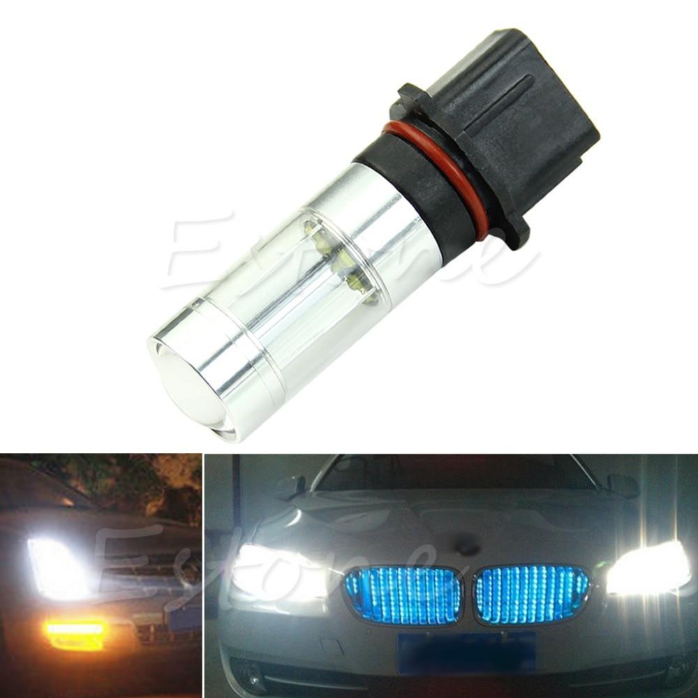 2016 Newest PSX26W H28W CREE 30W LED High Power Car Fog Driving DRL Light Bulb Lamp 12V<br><br>Aliexpress