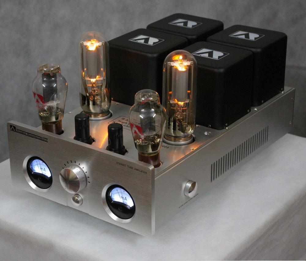 Ламповый усилитель мощности звука