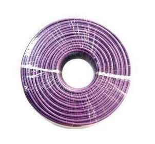 5 Meters 6XV1830-0EH10 cable Color Purple 2 Wires Shielded for Siemens Profibus DP Bus Networking(China (Mainland))