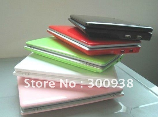 7 inch EPC notebook support wifi and android 2.2 OS(Hong Kong)