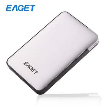 EAGET 2TB 1TB 500GB HDD 2.5 Hard Driver USB 3.0 High-Speed Shockproof Encryption External Hard Drives Laptop Mobile Hard Disk