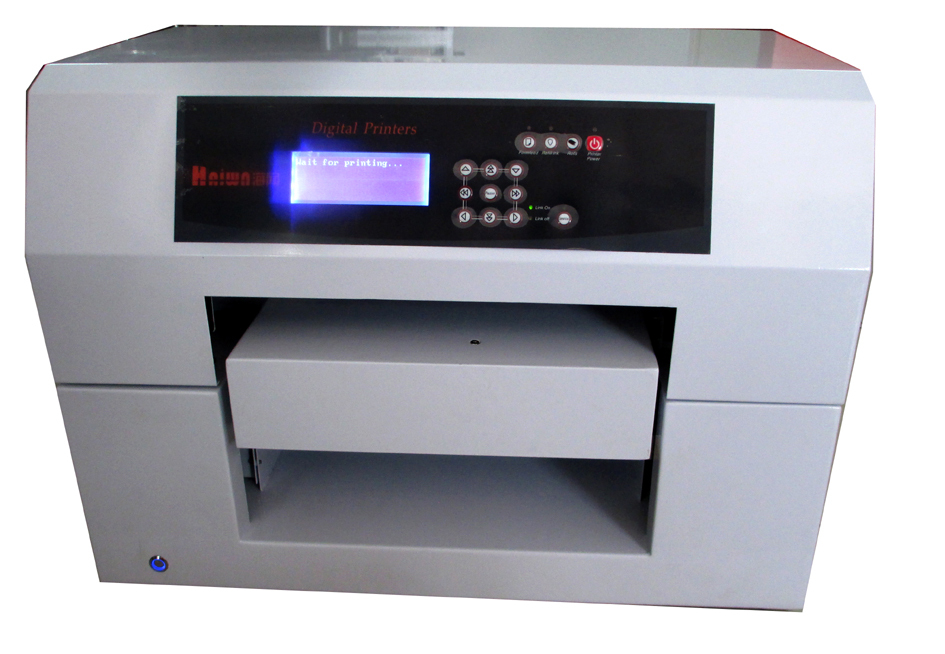 New product t shirt printing machine in printing machinery for Commercial shirt printing machine