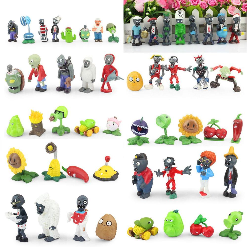 52pcs/set Plants VS Zombies PVZ Collection Figures Toy all the Plants and zombies figure Toys Free Shipping<br><br>Aliexpress