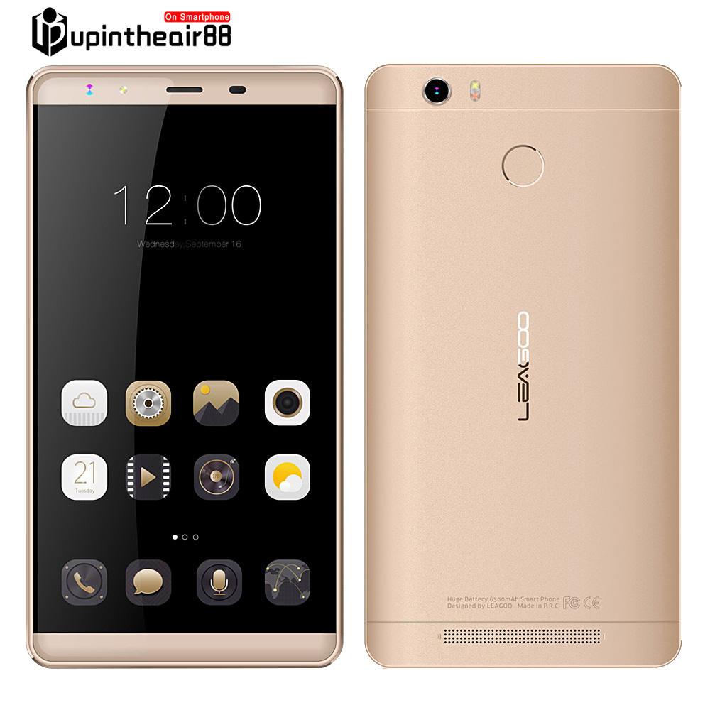 "Leagoo Shark 1 Octa Core Mobile Cell Phone 2.5D Screen 6"" Android 5.1 FDD LTE 3GB RAM 16GB ROM 64bit MTK6753 13.0MP 1920*1080(China (Mainland))"