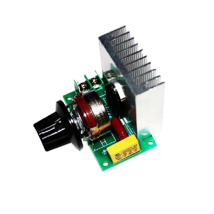 3800W 60-220V AC SCR Electric Voltage Regulator Motor Speed Control Controller SG202-SZ+(China (Mainland))