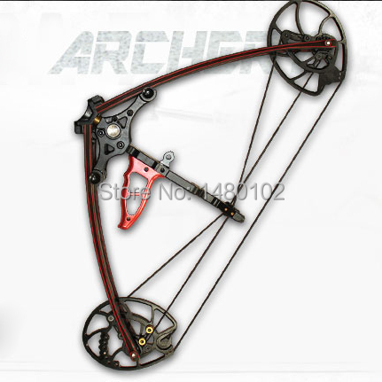 M109A triangle bow 40 60lbs hunting and match compound bow and arrow