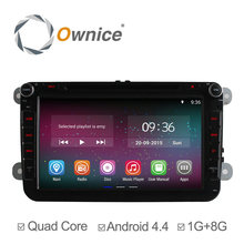 Ownice C200 Android 4.4 4 Core Car DVD for VW Golf 5 6 Polo Passat Jetta Tiguan Touran Skoda Octavia Seat Altea Leon GPS Radio