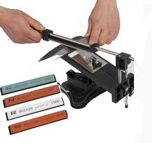 Бесплатная доставка Новые Ruixin Карандаш Apex edge pro заточки ножей Кухонные ножи заточка система Fix-угол 4 Камни