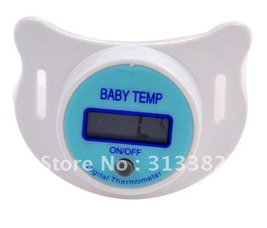 wholesale LCD Digital Baby Nipple Thermometer Free Shipping By DHL(China (Mainland))