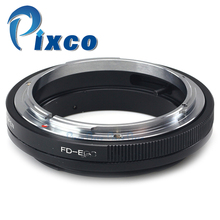Buy pixco Macro lens Adapter Ring Glass Works Canon FD Lens Canon EF Mount camera 550D 60D 50D for $9.57 in AliExpress store