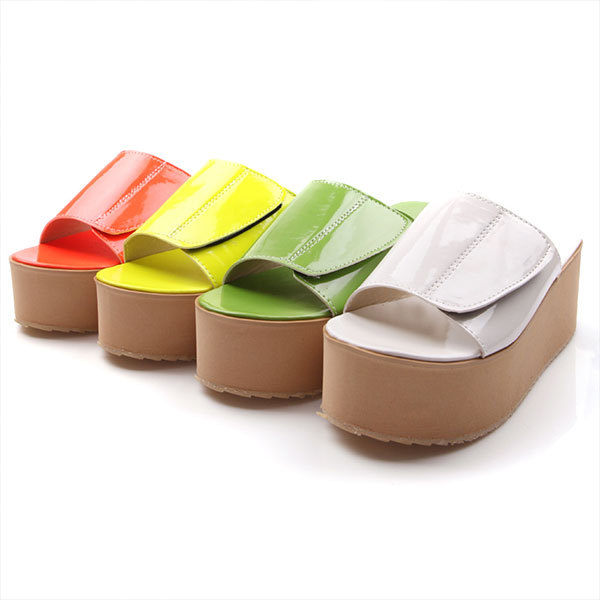 Size 32-43 new arrival sweet open toe sandals fashion wedge sandanls comfortable bottom girls sandals FREE SHIPPING D2497<br><br>Aliexpress