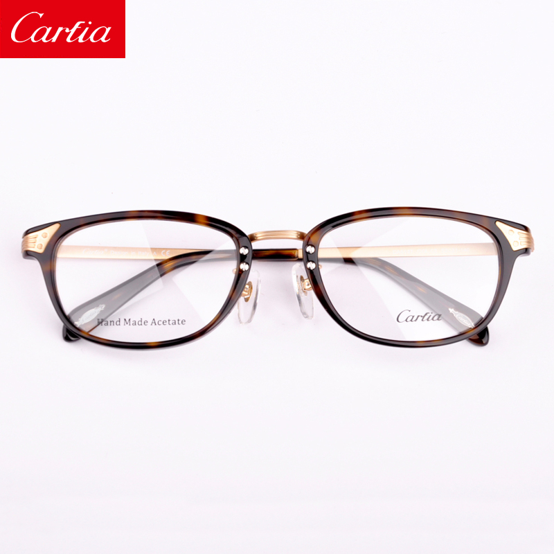 freeshipping vintage optical glasses frame brand designer