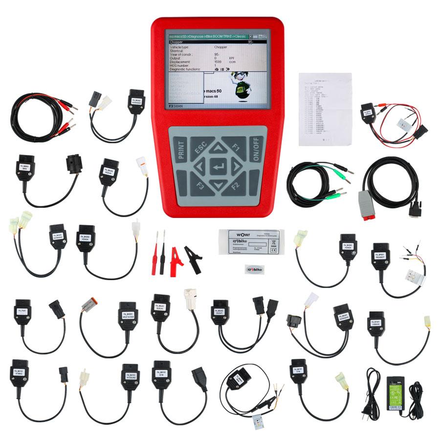 Free DHL!! 2016 New iQ4bike Diagnostics for Motorcycles Universal Motobike Scan Tool iQ4bike Diagnostics tools(China (Mainland))