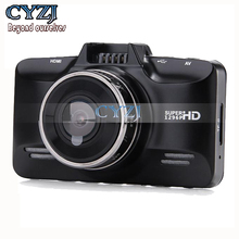 GS98C GS98 Ambarella A7 LA70 FHD 2304*1296P 30fpc 2.7'LCD Car DVR Recorder 178 Degree Wide Angles G-Sensor Without gps module(China (Mainland))