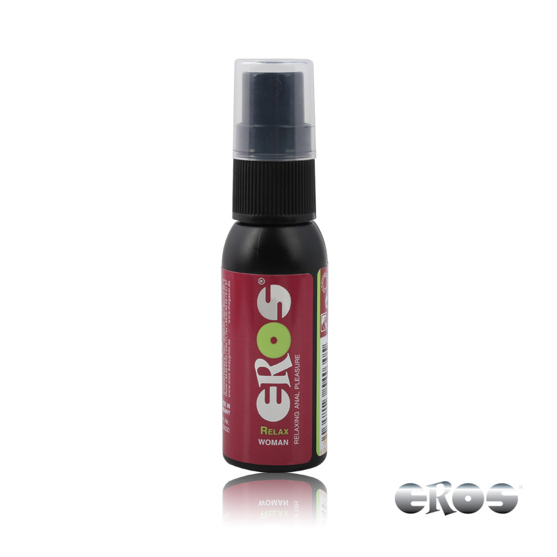 Germany Brand EROS Woman Anal Sex Lube Spray,Professional Anal Lubricant For Women Anal Relax 30ml(China (Mainland))