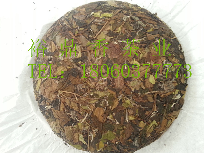 Yu Ding Hong Fuding white tea producing a direct marketing 2014 high pure spring sun Shanshou eyebrow cake Mingqian tea<br><br>Aliexpress