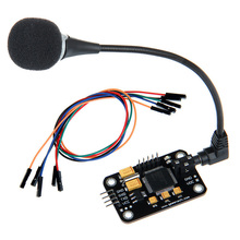 Geeetech Voice Recognition Module and microphone Dupont jumper wire for Arduino(China (Mainland))
