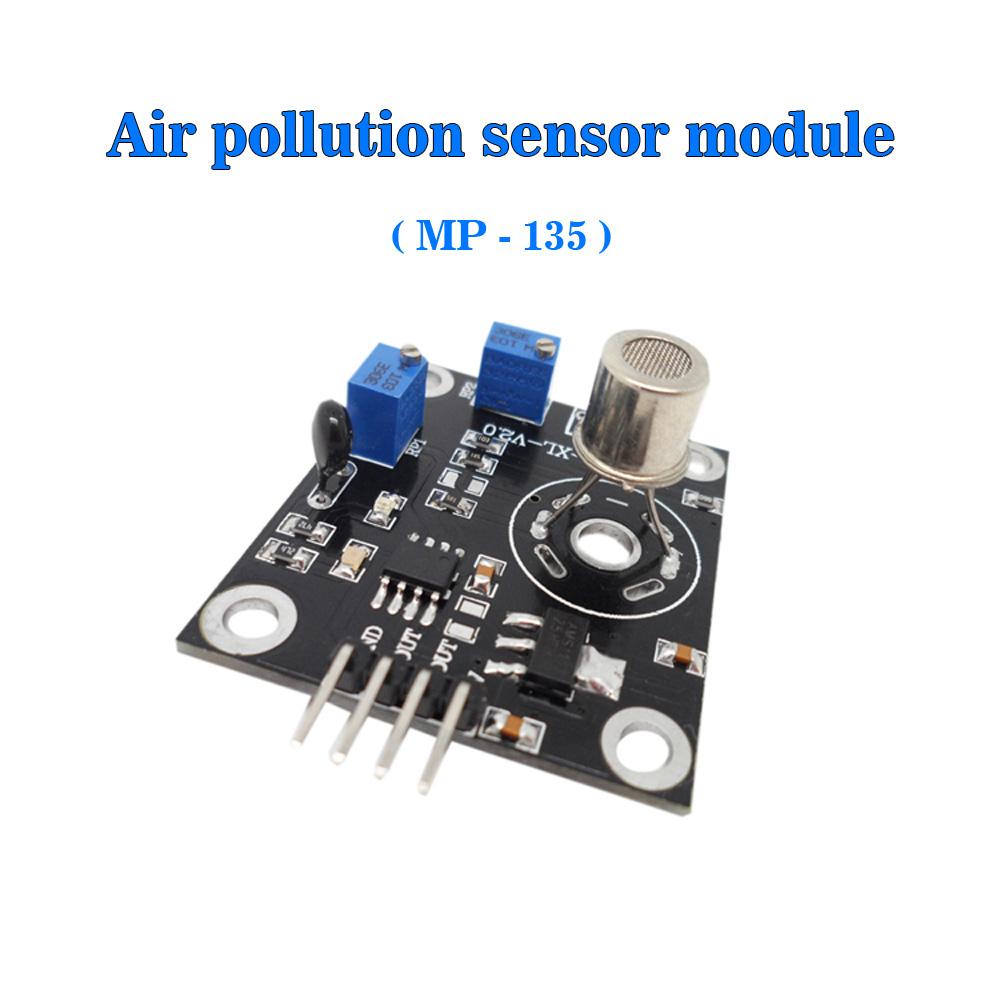 MP-135 Alcohol Carbon Monoxide Gas Sensor Air Pollution Planar Semiconductor(China (Mainland))