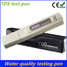 High quality PH tester pen portable meter TDS Water Electrolyzer test + TDS Meter Tester Filter Water Quality Purity 110V-250V(China (Mainland))