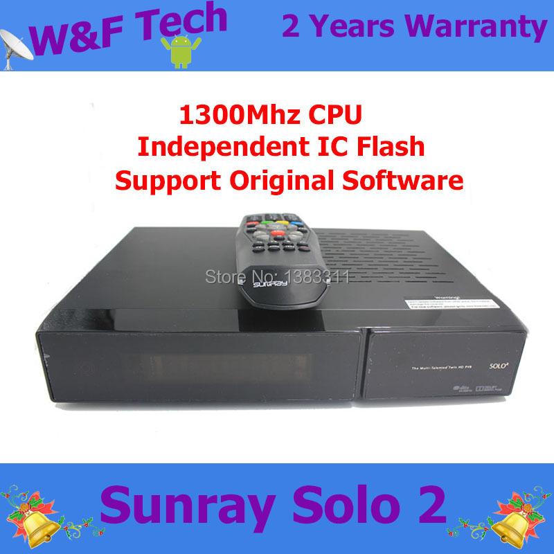2015 SOLO 2 Linux Enigma2 DVB-S2 twin tuner + IPTV Combo,World Fastest Twin Tuner PVR Support Youtube satellite receiver hd(China (Mainland))
