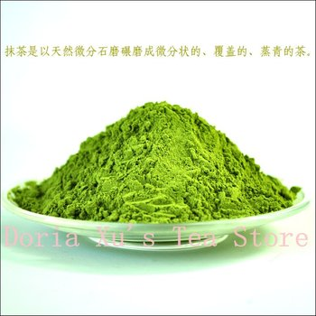 1000g Matcha Green Tea Powder pure tea 100% organic free shipping total 4 bags each bag 250g
