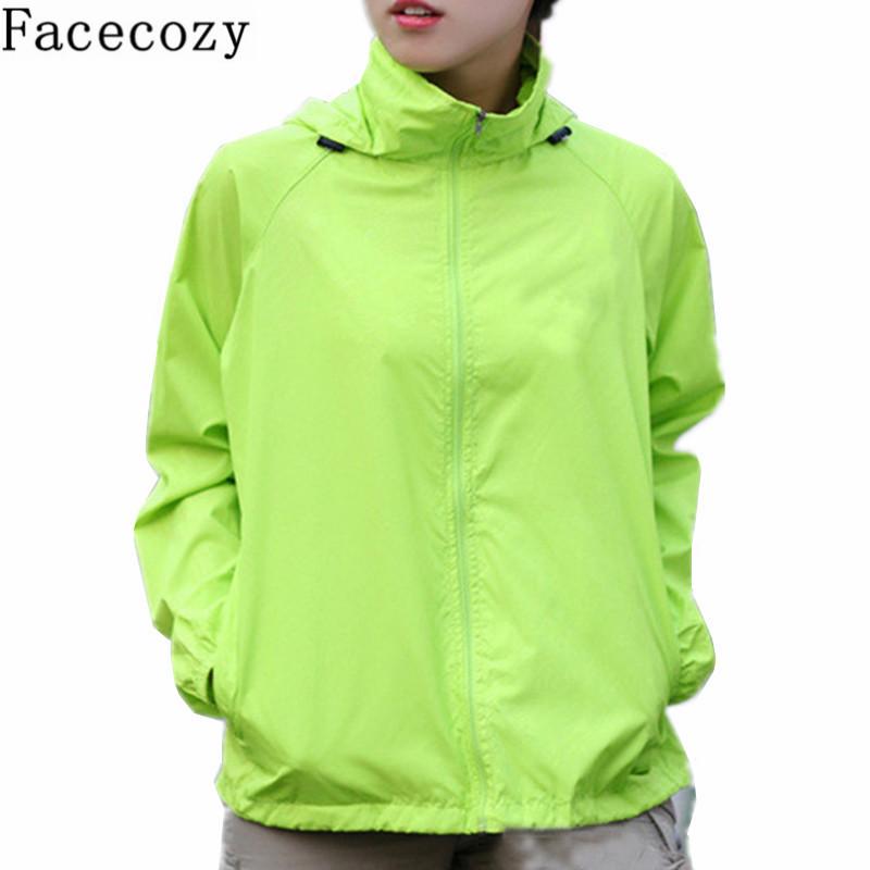 Facecozy Couples Summer Outdoor Hunting&Climbing Shirt Women&Men Quick Dry Fishing Shirts UV Resistant Camping&Hiking Shirts(China (Mainland))