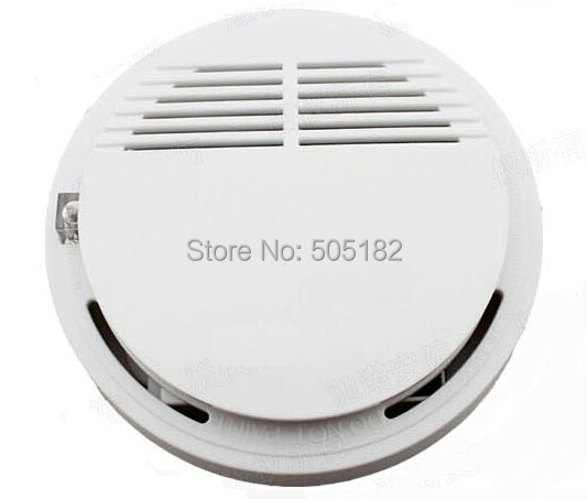 low price stable photoelectric wireless fire smoke detector for fire alarm. Black Bedroom Furniture Sets. Home Design Ideas