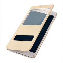 Buy Meizu Meilan 3S / Meizu M3S Case Luxury Leather Flip Cover Case Answer View Window Stand Phone Bag Meizu M3S Meilan 3S for $5.76 in AliExpress store