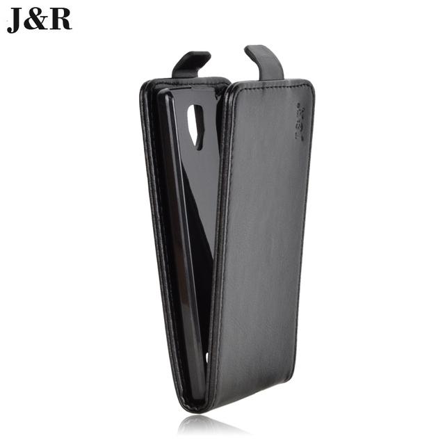 J и R бренд флип роскошный кожаный чехол для Lenovo A2010 телефон чехол вертикальная задняя крышка 21 цветов высокое качество