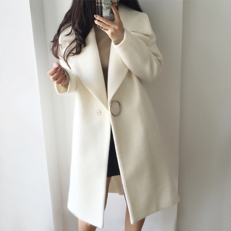 Compare Prices on Korean White Coat- Online Shopping/Buy Low Price