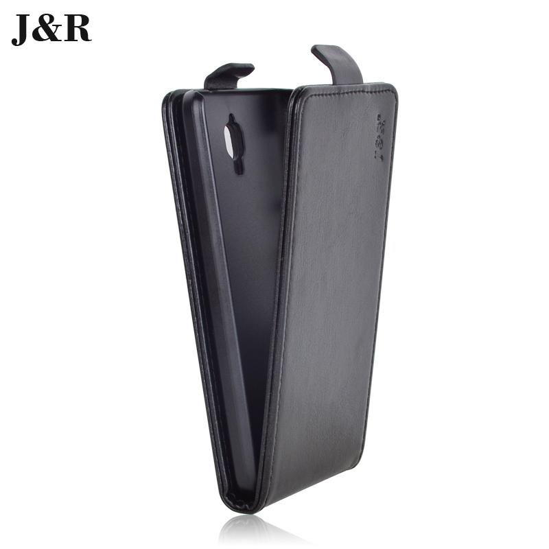 Гаджет  J&R Brand Lenovo S660 Case Luxury PU Leather Cover for Lenovo S660 Flip Style 9 Colors in Stock None Телефоны и Телекоммуникации