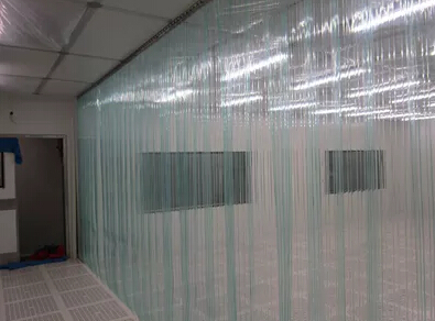 1.2mm thick Soft PVC insulation curtain insect-proofing wind oil fume against dustproof curtain store air conditioner curtain(China (Mainland))